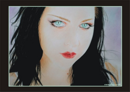 Amy Lee by helena